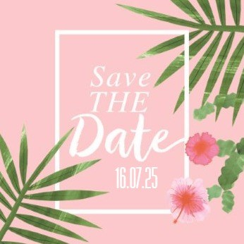 - botanical-tropische-save-the-date-kaart