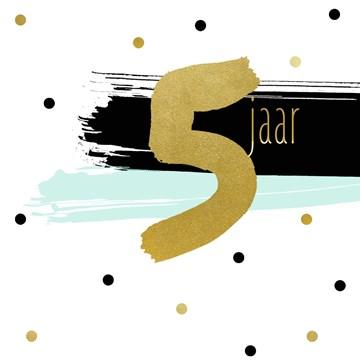 Gold & Fabulous - 5-jaar-in-het-goud