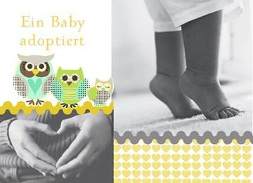Glückwünsche zur Geburt – online gestalten und versenden - C7FFA0F0-35CA-41F8-81BB-9149B35BD2B5