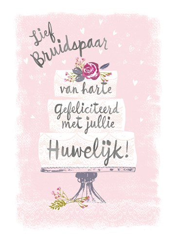 - lief-bruidspaar-van-harte