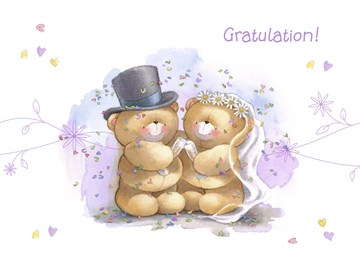 Hochzeitskarte - 757EAF3D-2618-4A32-BAC6-64B6B6E42789
