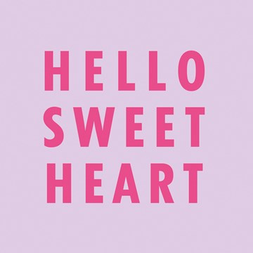 - hello-sweetheart