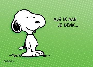 Snoopy kaart - AB1E29CB-2D37-4B90-9A46-224CB8B7F579