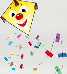 Vlieger Clown
