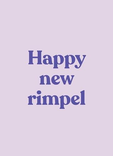 - Verjaardagskaart-vrouw-grappig-Happy-new-rimpel