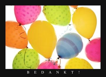 Zakelijk bedankt - verschillende-kleuren-ballonnen