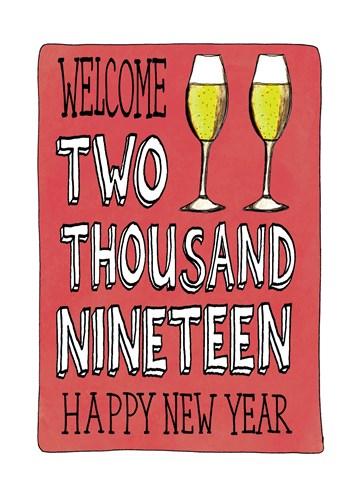 - nieuwjaarskaart-welcome-two-thousand-nineteen-happy-new-year