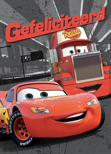 - gefeliciteerd-van-rode-cars-auto