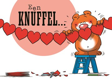 Funny Mail kaart - funny-mail-een-knuffel-