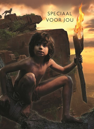 Disney kaart - jungle-book-speciaal-voor-jou-mowgli