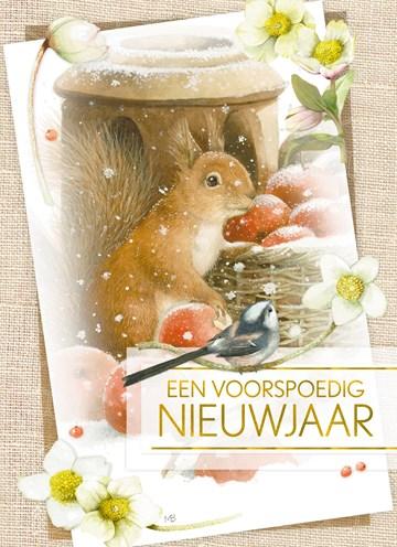 - eekhoorn-met-sneeuw