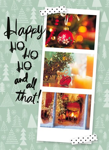 - kerstkaart-fotokaart-happy-hohoho-and-all-that