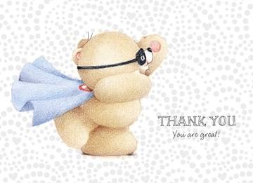 Danke Karte - Danke Grußkarte - A57002C7-CA6F-4FAC-A403-E227E607D382