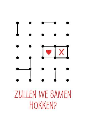 valentijnskaart - Valentijnskaart-grappig-Zullen-we-samen-hokken