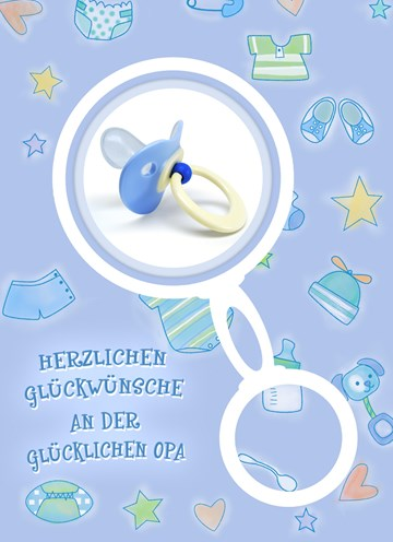 Glückwünsche zur Geburt – online gestalten und versenden - 33FDF19B-0826-4184-AABE-7FC6B783AD96