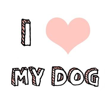 - i-love-my-dog