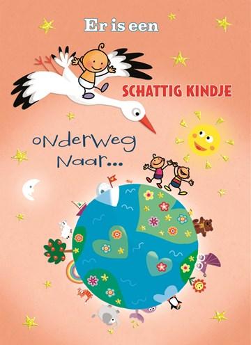 - smile-kaart-er-is-een-schattig-kindje-onderweg-naar-de-wereld-
