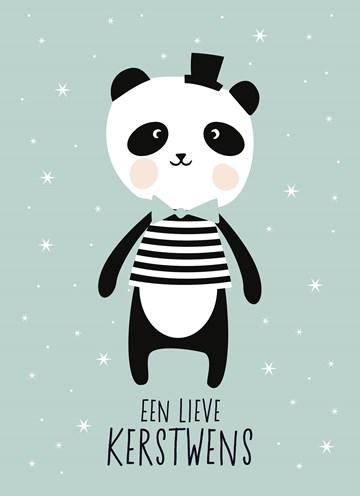 - panda-een-lieve-kerstwens
