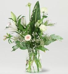 Veldboeket Bloemen Wit