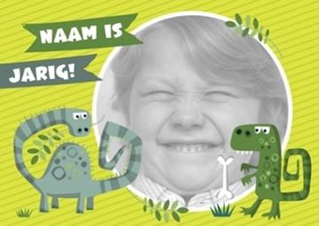fotokaart-kids-jongen-verjaardag-groen