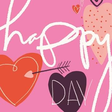 valentijnskaart - happy-day