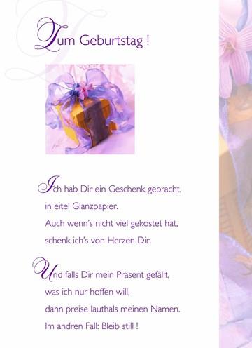 Geburtstagskarte Frau - 10861501-C17E-42A5-B2C9-D6D89B8E4B4E
