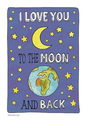 - i-love-you-to-the-moon-and-back-kaart-met-het-universum-op-de-achtergrond