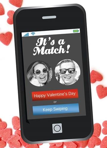 valentijnskaart - it-is-a-match