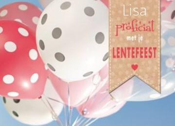 - lentefeest-proficiat-ballonnen