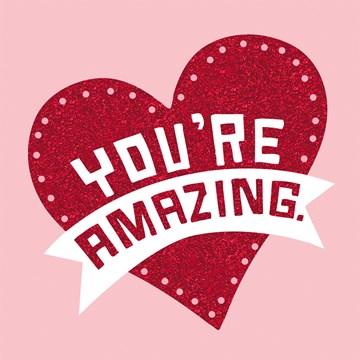 valentijnskaart - Valentijnskaart-vriendschap-Hart-you-are-amazing