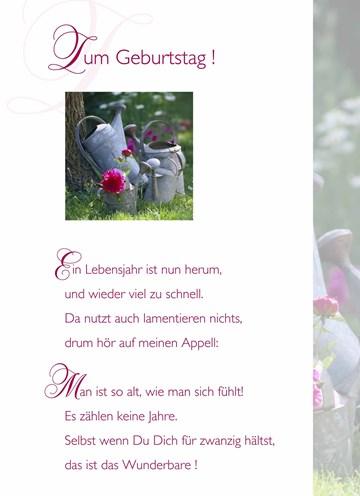Geburtstagskarte Frau - FD857BF1-39DF-46AD-B6BE-9F66BFEC7565