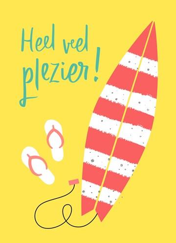 - Op-kamp-kaart-heel-veel-plezier-surfboard