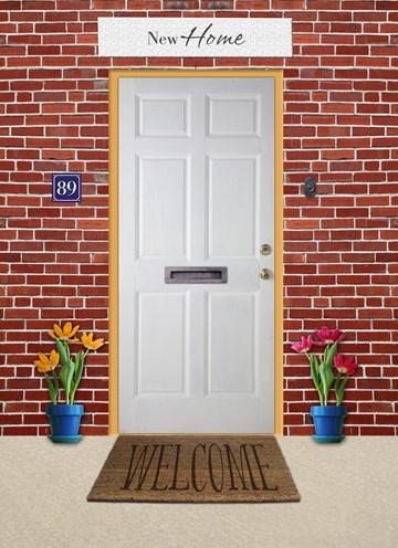 neue Wohnung umgezogen Karte - 7A346C0D-DF0C-49DB-80A5-46E1C2CD1E02