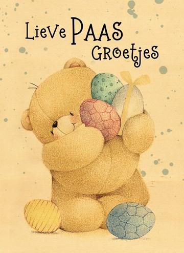 - lieve-paasgroetjes-beer-met-eieren