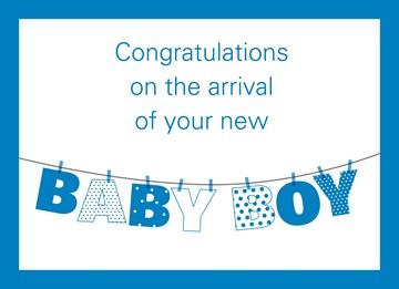 Glückwünsche zur Geburt – online gestalten und versenden - 201CCF7E-6749-49EF-89B1-3C118C93F987