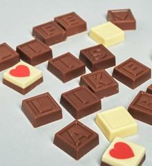Chocotelegram Box of Chocolates XL