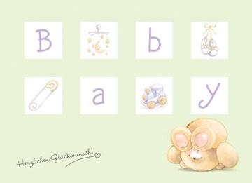 Glückwünsche zur Geburt – online gestalten und versenden - 3F0CE9AA-79A2-4DE3-A905-E02FE0F5CB6A