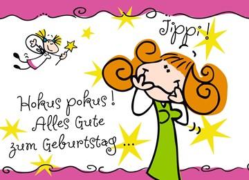 Geburtstagskarte Teen Mädchen - EA8C74CA-39A2-4CF4-A0F5-90090E1F73F2