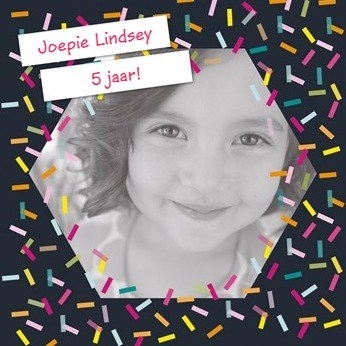 - verjaardag-fotokaart-met-gekleurde-confetti