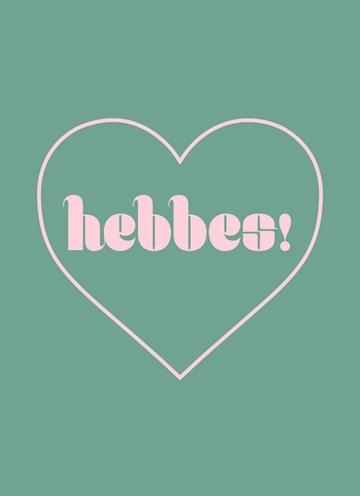 - hebbes