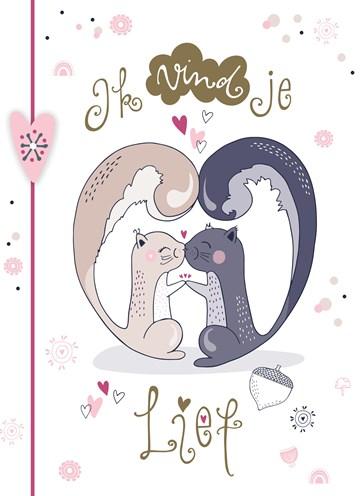 valentijnskaart - valentijn-deze-eekhoorns-vinden-je-lief