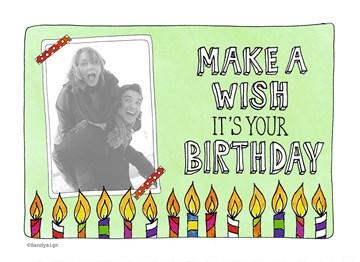 - sandysign-kaart-make-a-wish-its-your-birthday