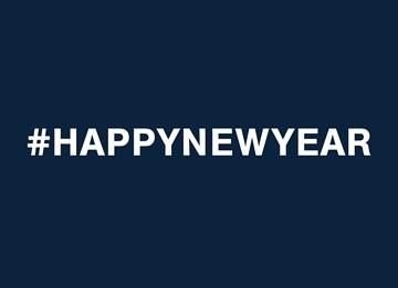 - nieuwjaarskaart-hashtag-happy-new-year