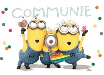 - minion-communie