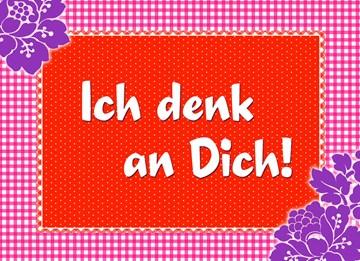 Liebeskarte - Freundschaftskarte - 5D4AE992-47E2-41C5-AE10-FDCF34072EF8