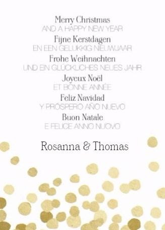 Duitse Engelse Of Anderstalige Kerstkaarten Bestellen Hallmark