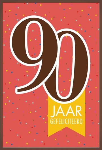 - 90-jaar-chocolade