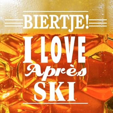 Winterkaart - biertje-i-love-apres-ski