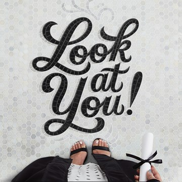 - Look-at-you