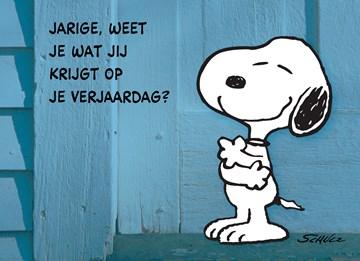 Snoopy kaart - FE3904F2-E976-413D-88B5-C220798CB6D1